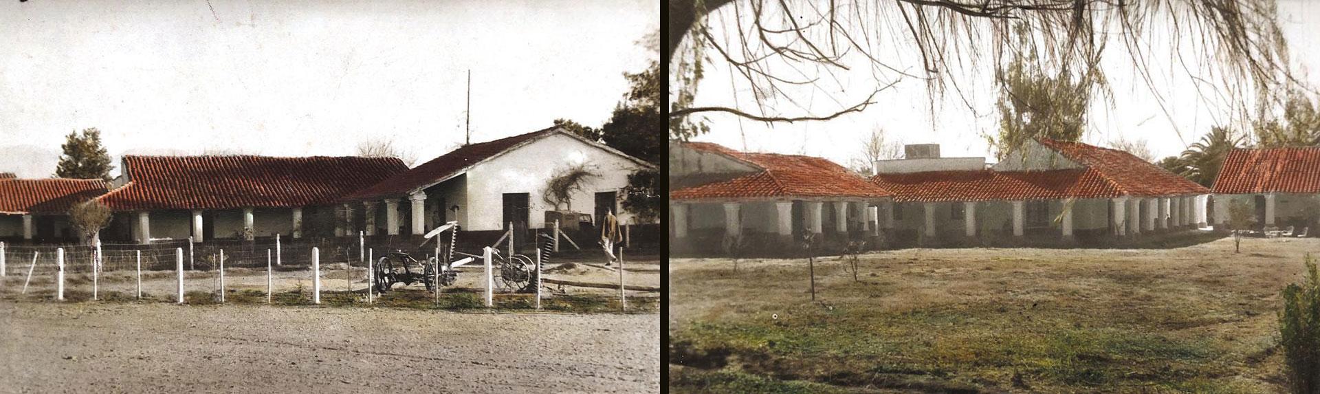 Historia de Estancia Zarate